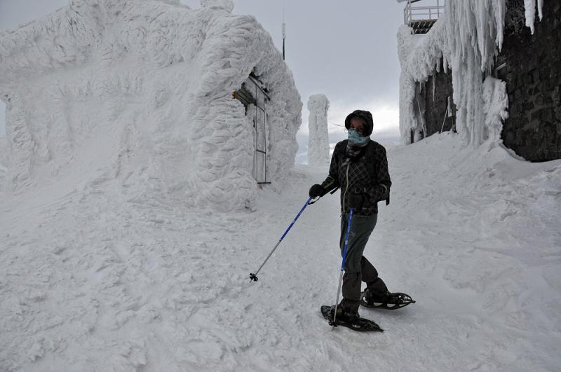 Snowshoeing in Vitosha and Rila Mountains 8 - Walking Bulgaria