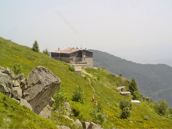 The Great Balkan Trail - Kom-Emine 19 - Walking Bulgaria