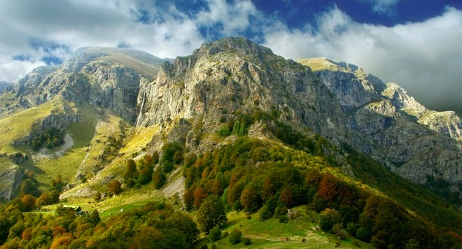 The Great Balkan Trail - Kom-Emine 2 - Walking Bulgaria